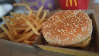 McDonald's is going green