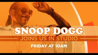 Snoop Dogg joins us on Live in the D