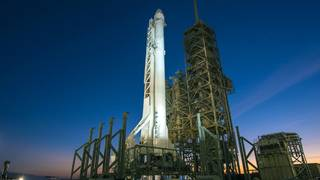 SpaceX targeting next week for late-night launch from Cape Canaveral