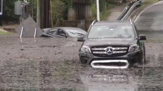 Maitland officials blame debris for flooding issues