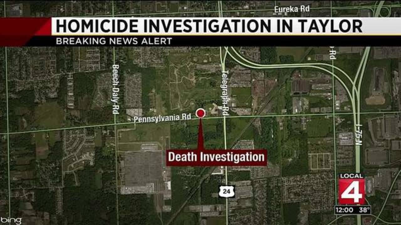 Police search for shooter after man killed in Taylor