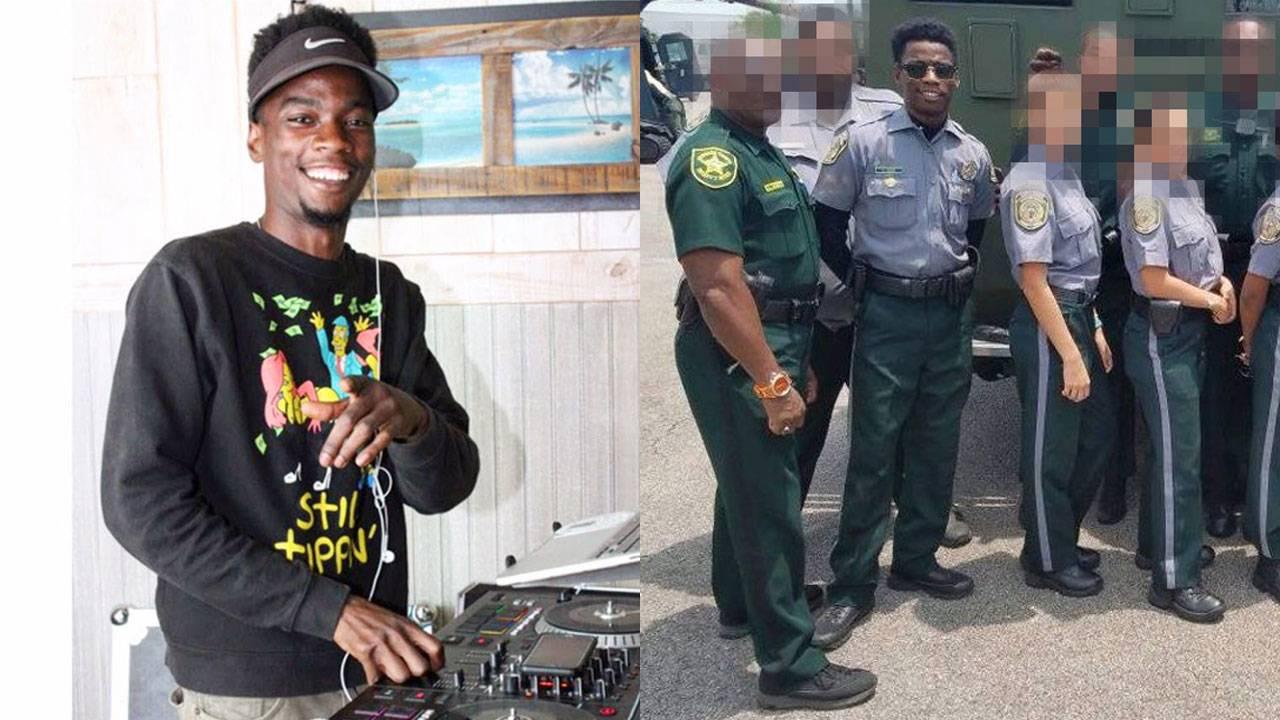 Rashawn Creary police explorer DJ