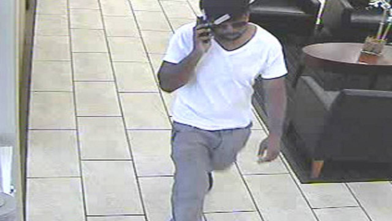Man who robbed chase bank in Miami
