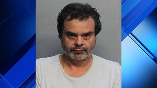 Man accused of masturbating while watching people in pool at Doral&hellip&#x3b;
