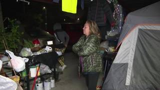 How displaced Hurricane Harvey victims are preparing for freezing temps