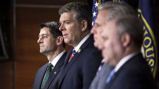 Poll: Tax reform paying off with GOP base