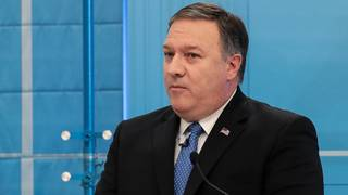 Pompeo cracks down on improper comma usage at State Dept.