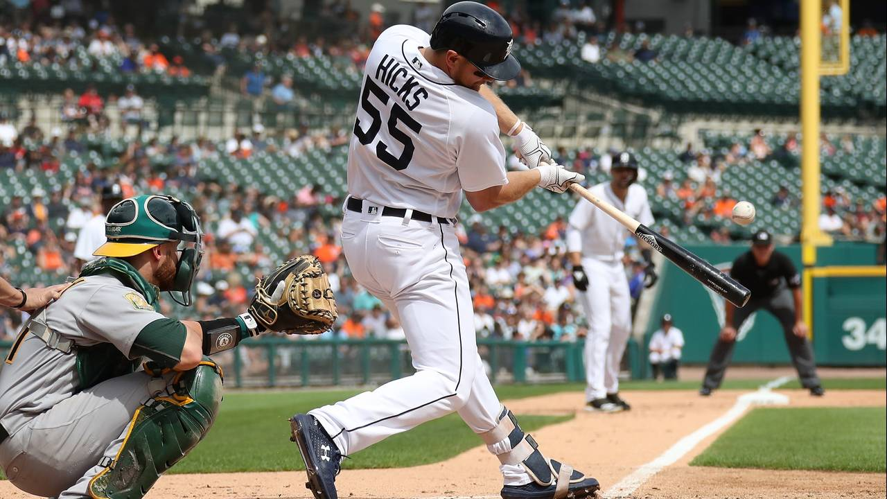 Predicting Detroit Tigers' starting lineup, positions for