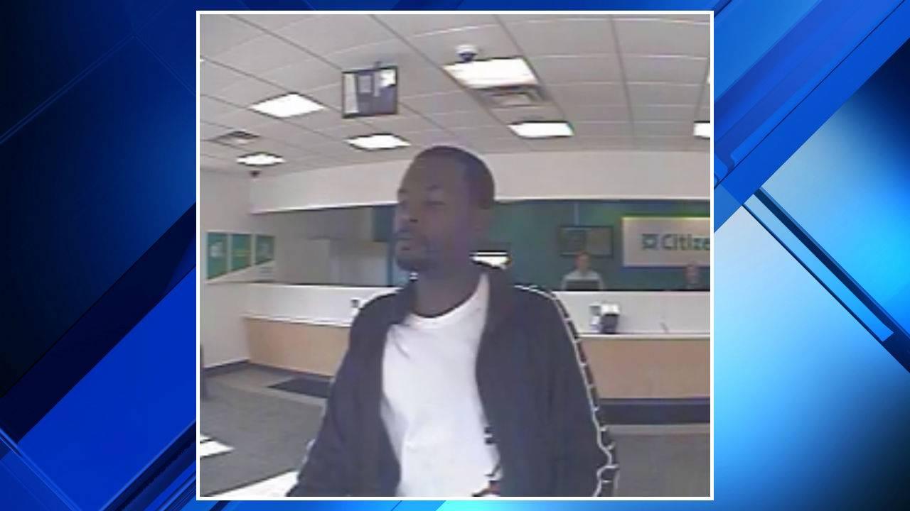Dorian Sykes Warren bank robbery