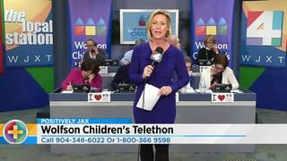 Wolfson Children's Challenge helps kids