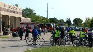 Detroit firefighters holding 2nd annual Bike Ride for Charity