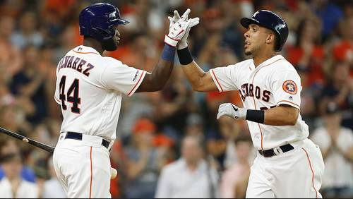 Astros ready for final 72-game stretch, Marisnick appeals MLB suspension