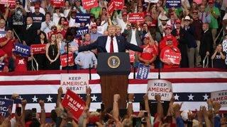 RECAP: Orlando hosts re-election rally for President Donald Trump