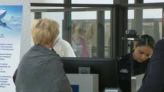 TSA absences will lead to terminal closure at Miami International Airport