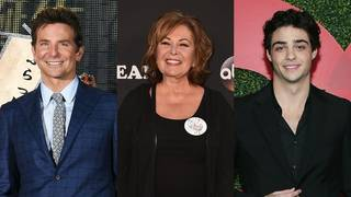 Noah Centineo to Roseanne Barr: The 10 Most Googled Actors