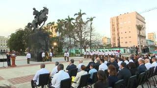 Cuba formally inaugurates U.S.-sponsored statue honoring hero