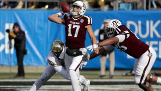 Aggies fall short to Wake Forest 55-52 at Belk Bowl