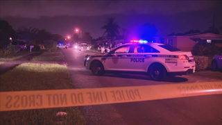 Foster mother shot, 2 children taken from home in southwest Miami-Dade