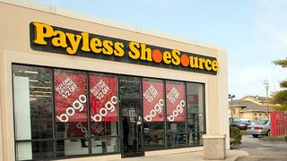 a9fa4e698 Payless liquidation sales begin as company prepares to close...