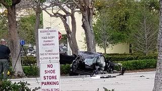 Boca Raton man faces charges after fatal crash tears Tesla apart