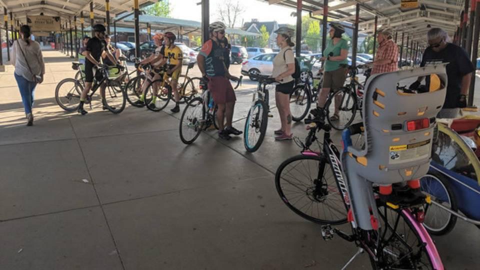Ride of Silence Ann Arbor 2