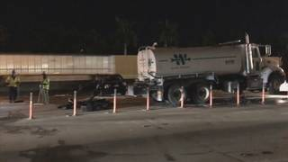 Driver killed in wrong-way wreck on I-95 in Miami