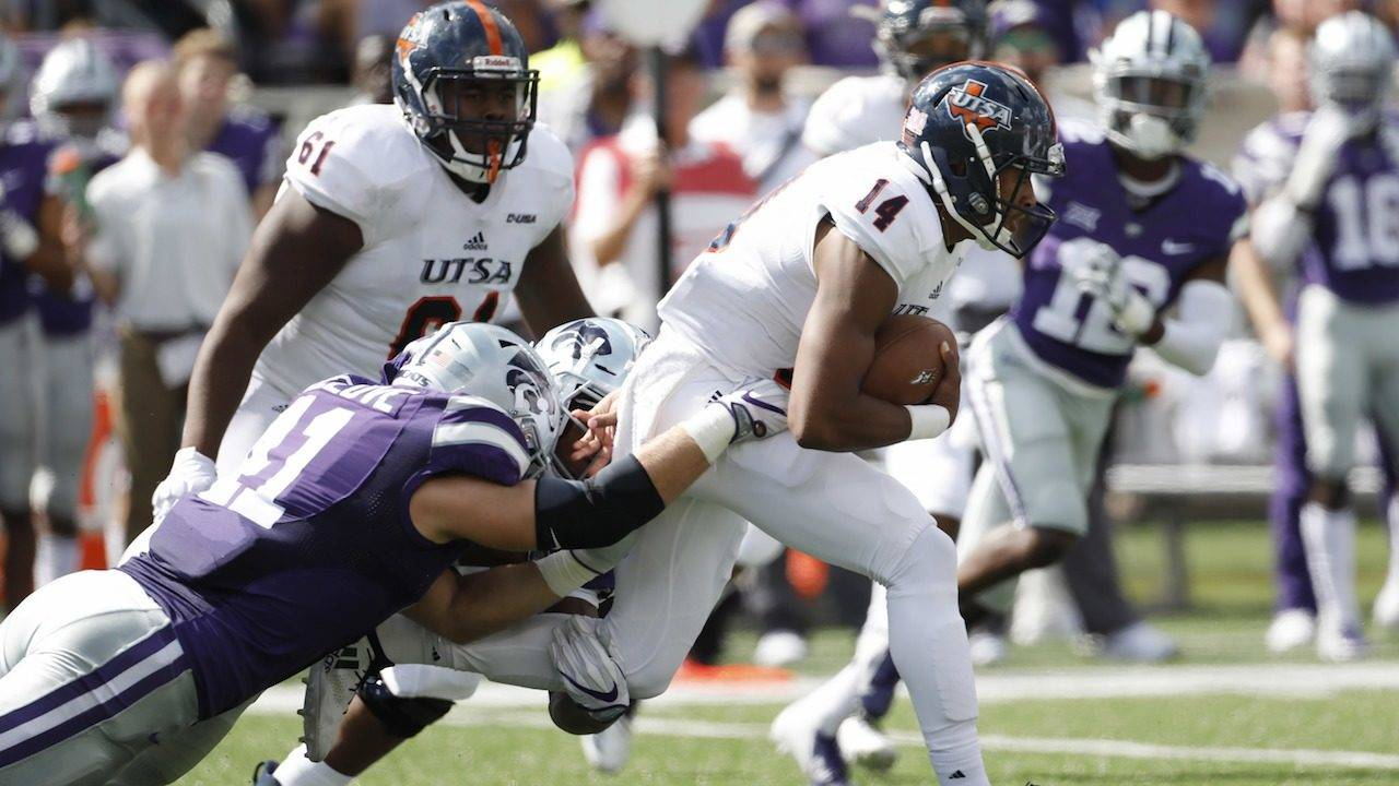 UTSA falls to 0-3 after road loss to Kansas State 7c487b95f