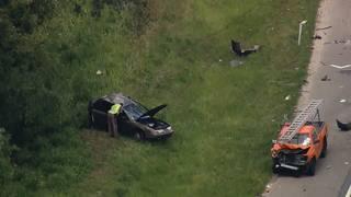 Woman killed in turnpike crash in Lake County