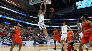 Keenan Evans, Texas Tech to Sweet 16 after win over Florida