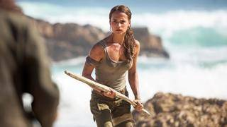 Will 'Tomb Raider' be the movie to top 'Black Panther' at box office?
