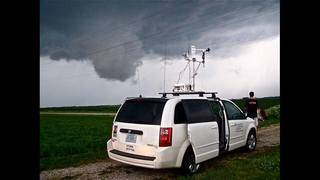 Virginia Tech storm chasers head west