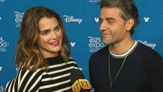 'Star Wars' Newbie Keri Russell Says Her Son Thinks She's…