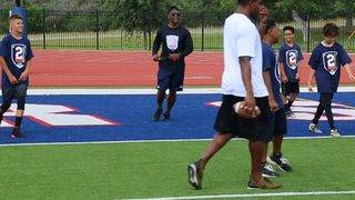 Former UTSA, Judson star Jarveon Williams gives back to community with…