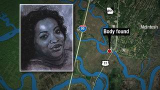 GBI identifies body found in McIntosh County as Florida woman
