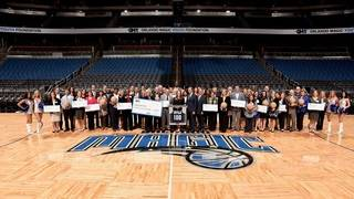 Orlando Magic give out $1 million to local non-profit organizations