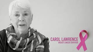 Stories of Hope: Carol Lawrence