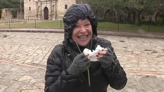 WATCH: SA tourists learn Texas can see two seasons in two days