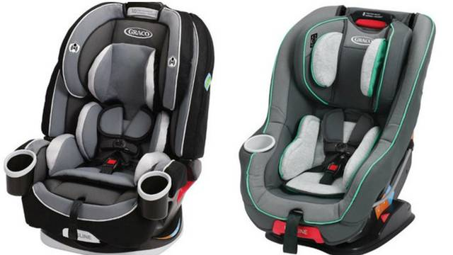 Graco Recalls Car Seats Webbing May Not Hold Child In Crash