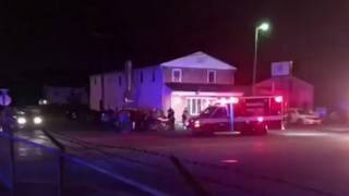 Man shot multiple times at Roanoke sports bar