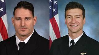 Navy identifies 2 killed in Key West plane crash during military training