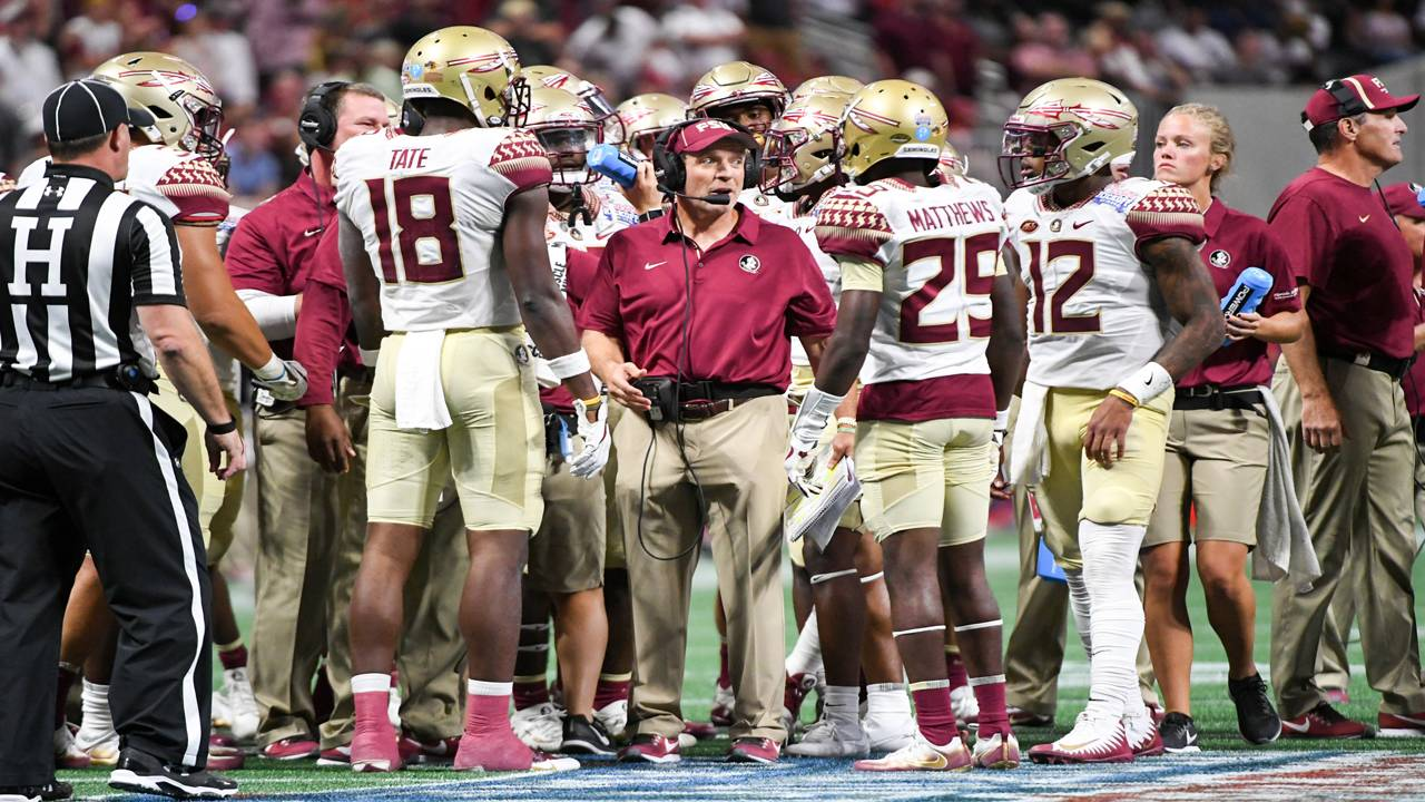 Florida State coach Jimbo Fisher leaving for Texas A M 27db2da8a