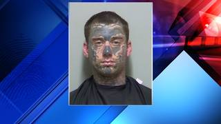 Arrested again: Florida man with face tattoos has new mugshot