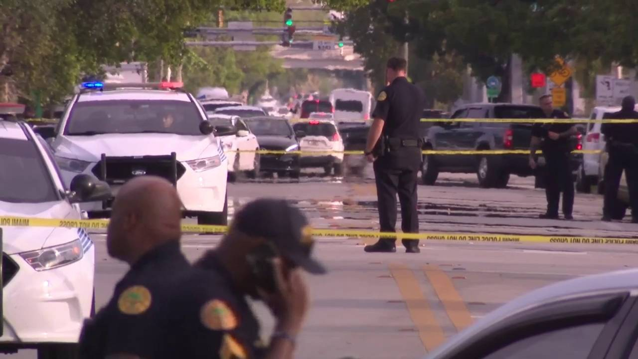 Man wounded after shooting in Miami's Little Haiti neighborhood20190508031743.jpg