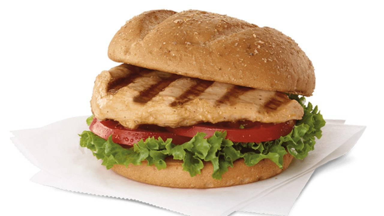 Chick-fil-A Grilled Deluxe Sandwich