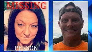 Woman, man missing after last seen together last week in Monroe