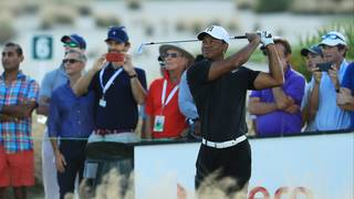Tiger Woods returns with solid round and good start in Bahamas