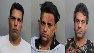 3 men accused of impersonating police during Hialeah shooting