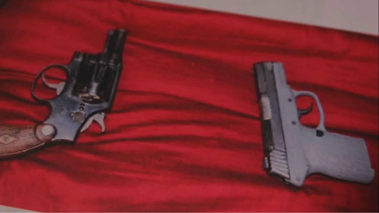 Detroit dad drug dealer handguns