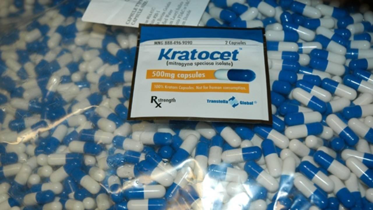 kratom pills_17819544