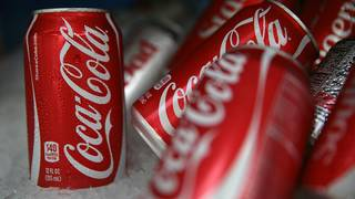 Coke: We'll recycle one can or bottle for every one we sell
